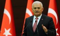"""Başbakan Yıldırım:  """"PKK terör örgütünün bir daha belini doğrultmaz"""""""