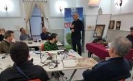 Bursa'da aile içi iletişim semineri