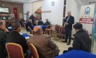 Bursa'da Babalara aile içi iletişim semineri