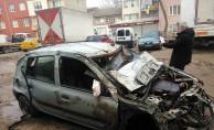 Bursa'da kendisini ölümün eşiğine getiren sürücüyü arıyor