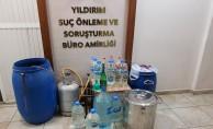 Bursa polisi yeni yıl öncesi suçlulara göz açtırmıyor