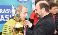 Bursa'da dostluğu pekiştiren turnuva