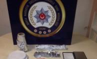 Bursa'da uyuşturucu operasyonu! 4 gözaltı