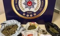 Bursa'da uyuşturucu operasyonu! 4 tutuklama