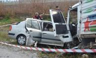 Feci kaza: 3 ölü, 4 yaralı