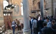 Kiliseye saldırı! Ölü ve yaralılar var