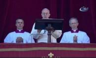 Papa Francis'den Kudüs için barış çağrısı