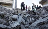 Suriye'deki hava saldırısında 21 ölü