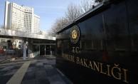 ABD, İran ve Rusya büyükelçilikleri Dışişleri'nde!