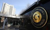 ABD Maslahatgüzarı Kosnett Dışişleri Bakanlığına çağrıldı