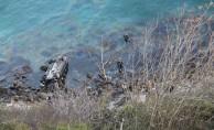 Bariyerleri aşan otomobil denize uçtu: 1 ölü