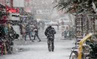 Beklenen kış geldi! Meteorolojiden 16 il için kar uyarısı!