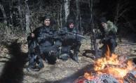 Bursa'da çekilen Bordo Berelilerin filminde yüzde yüz yerli silah