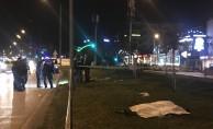 Bursa'da yayaya araba çarptı: 1 ölü