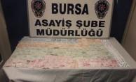 Bursa'da dernek lokaline kumar operasyonu!