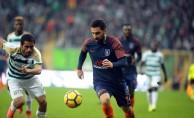 Bursaspor- Medipol Başakşehir: 0-3
