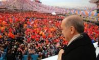 Erdoğan'dan Bursa teşkilatlarına yeni hedef