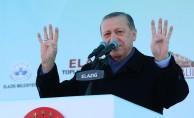 Erdoğan'dan ABD'ye sert mesaj!