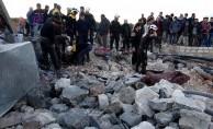 İdlib'e düzenlenen hava saldırılarında 3 sivil hayatını kaybetti