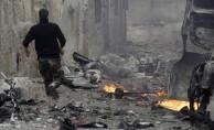 İdlib'e hava saldırısı: Çok sayıda ölü var