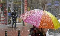 Meteoroloji uyardı! Bugün kar bekleniyor