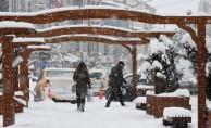 Meteorolojiden kar fırtına ve don uyarısı