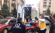 Müteahhit bürosuna silahlı saldırı: 3 ölü, 1 yaralı