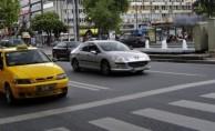 Ankara'da trafiğe kapatılan yollar