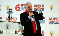 Başbakan Binali Yıldırım'dan CHP'li  Böke'ye PYD yanıtı