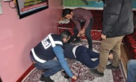 Bursa'da nefes kesen uyuşturucu operasyonu!