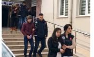Bursa'daki uyuşturucu operasyonuna 6 tutuklama