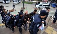 Bursa'daki kaçak silah operasyonunda 5 tutuklama