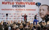Cumhurbaşkanı Erdoğan: 6 bin DAEŞ'li sınır dışı edild