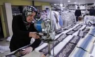 Evinin odasında başladığı perde imalatı 47 ülkede devam ediyor