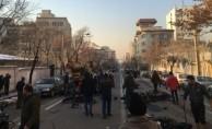 İran'da Cumhurbaşkanlığı Sarayı'na saldırı girişimi