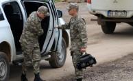 Kara Kuvvetleri Kurmay Başkanı Gürak, Hatay'da