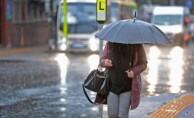 Meteoroloji'den Bursa'ya pazar günü için kuvvetli sağanak uyarısı
