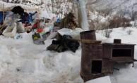 Tunceli'de bir sığınak imha edildi, çok sayıda malzeme ele geçirildi