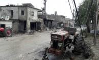 Afrin'de kurtarılan bölgeler YPG'den temizleniyor