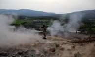 Afrin'in Racu beldesi tarihte de stratejik önemdeydi