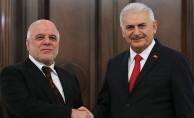Başbakan Yıldırım ile Irak Başbakanı İbadi telefonda görüştü