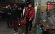 Bursa'da dik bakma kavgasında kan aktı!