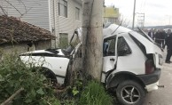 Bursa'da feci kaza! Fenni muayene dönüşü...