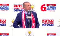 """Cumhurbaşkanı Erdoğan: """"Terör kuşağını paramparça ettik"""""""