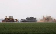 İsrail Gazze'yi hedef aldı! Bu sabah tankla saldırdı...
