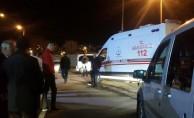 Minibüsle otomobil çarpıştı! 5 ölü