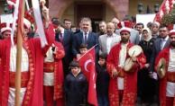 Suriyelilerin tersine göçü başladı