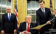 Trump'ın danışmanı istifa etti