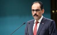 """""""Türkiye'nin PKK/PYD/YPG ile ilgili duruşu açık nettir"""""""