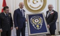 Başbakan Yıldırım, Bakan Soylu ve beraberindeki heyeti kabul etti